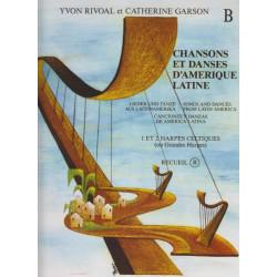Divers - Chansons et danses d'Amérique Latine vol.B