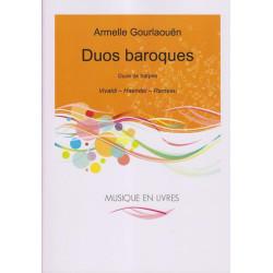 Divers - Duos baroques (Gourlaouën A.)