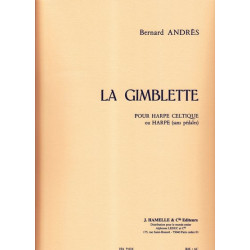 Andrès Bernard - La gimblette (harpe celtique)