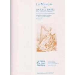Divers - La musique du Barzaz Breiz vol.2 (2 harpes)