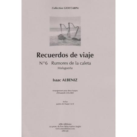 Albeniz Isaac - Recuerdos de Viaje N