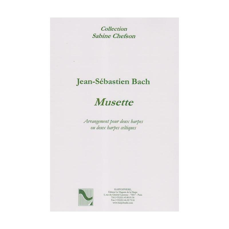 Bach Johann Sebastian - Musette
