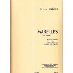Andrès Bernard - Marelles (1° cahier)