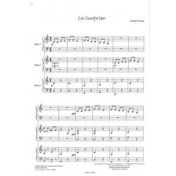 Bancaud Laurence - Classicisme Viennois<br>(transcription d'airs c