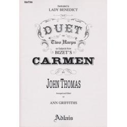 Thomas John - Bizet Georges - Duo d'apr