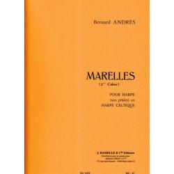 Andrès Bernard - Marelles (2° cahier)