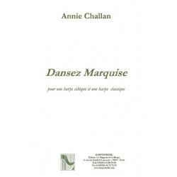 Challan Annie - Dansez marquise