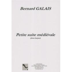 Galais Bernard - Petite suite médiévale