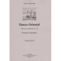 Granados Enrique - Danza oriental (danzas españolas n°2)