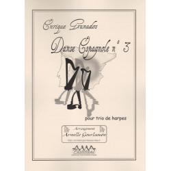 Granados Enrique - Danse espagnole n°3