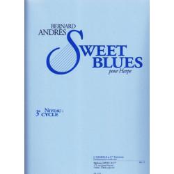 Andrès Bernard - Sweet blues (Niveau 3° cycle)