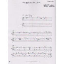 Henson Conant Deborah. - Off she goes & she's gone for two celtic tunes in G Major for two harps