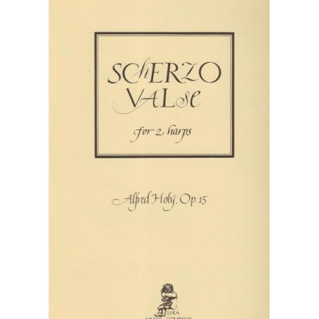 Holy Alfred - Scherzo valse op.15