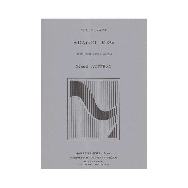 Mozart Wolfgang Amadeus - Adagio K 356