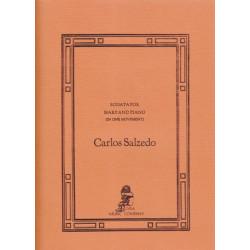 Salzedo Carlos - Sonate harpe et piano