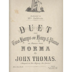 Thomas John - Duet d'apr