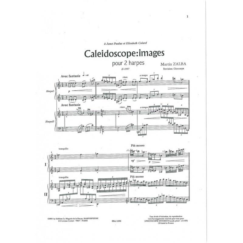 Zalba Martin - Caleidoscope