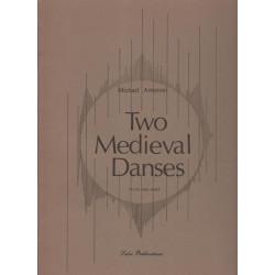 Amorosi Michael - 2 medieval dances