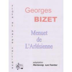 Bizet Georges - Menuet de la 2