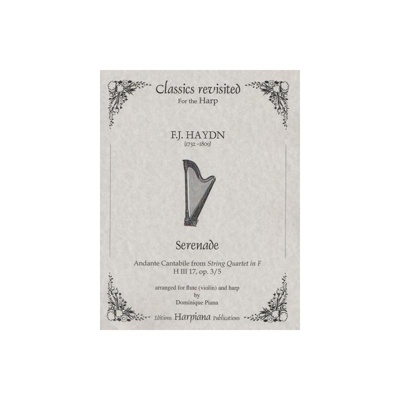 Haydn Joseph - Serenade (fl