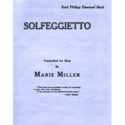 Bach Karl Philipp Emmanuel - Solfeggietto (Marie Miller)