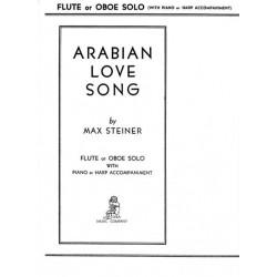 Steiner Max - Ariaban love song (fl