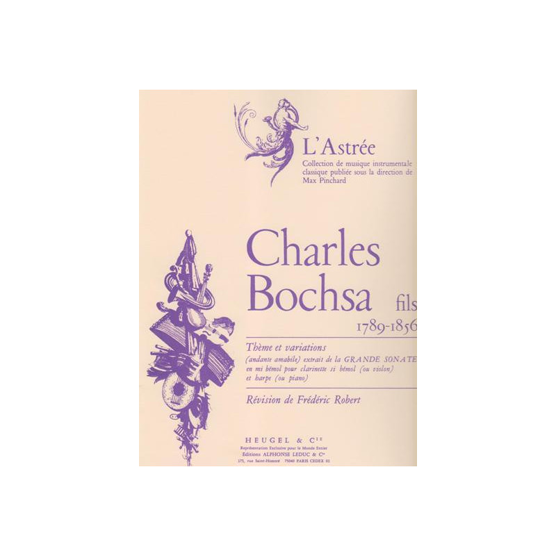 Bochsa Nicola-Charles - Th