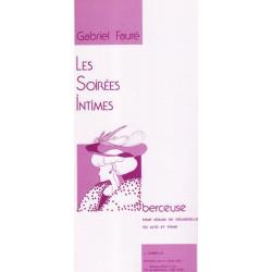 Fauré Gabriel - Berceuse (Violon ou violoncelle ou alto & harpe)