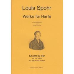 Spohr Louis - Sonate en r