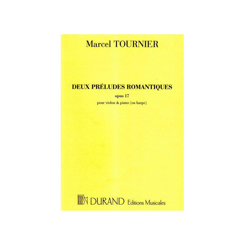 Tournier Marcel - 2 pr