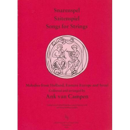 Van Campen Ank - Songs for strings (fl