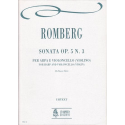 Romberg Bernhard - Sonate op.5 n