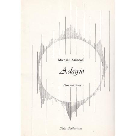 Amorosi Michael - Adagio (Oboe and Harp) (out of print -