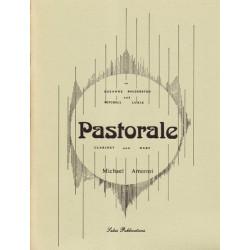 Amorosi Michael - Pastorale (clarinette & harpe)