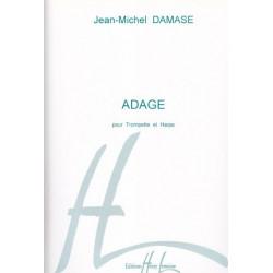 Damase Jean-Michel - Adage (trompette & harpe)