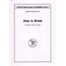 Frouvelle Isabelle - Dans la brume (clarinette & harpe celtique)