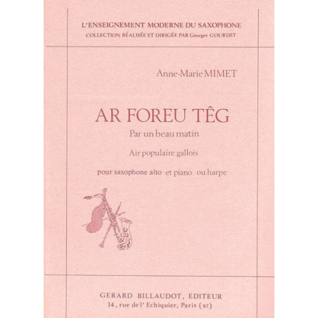 Mimet Anne Marie - Ar Foreu T