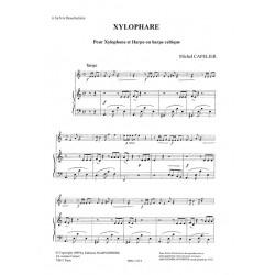 Capelier Michel - 2 pièces (percussion & harpe)