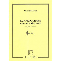 Ravel Maurice - Pavane pour une infante d