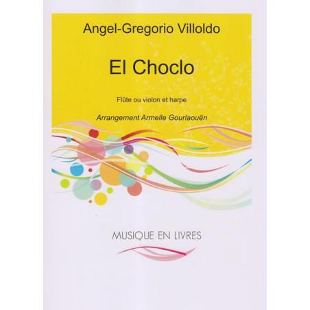 Villoldo A.G. - El Choclo Tango (fl