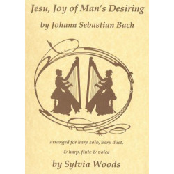 Bach Johann Sebastian - Jesu, Joy of man's desiring (Sylvia Wood