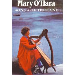 O'Hara Mary - Songs of Ireland (voix & harpe)