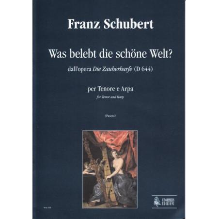 Schubert Franz - Was belebt die sch