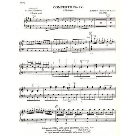 Bach Johann Chr
