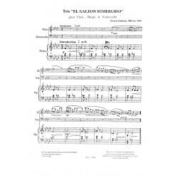Calderon Claudia - El galeon sumerguido (fl