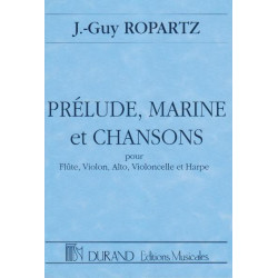 Ropartz Joseph-Guy - Pr