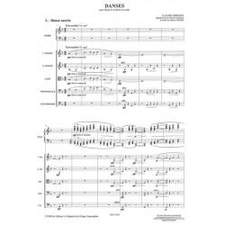 Debussy Claude - Danses (quintette
