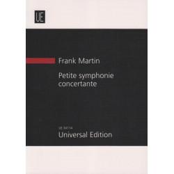 Martin Frank - Petite symphonie concertante (conducteur poche)
