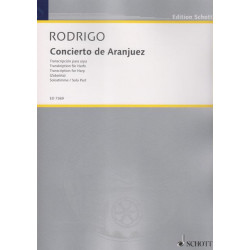 Rodrigo Joaquin - Concierto de Aranjuez