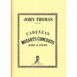 Thomas John - Cadenzas to Mozart's Concerto (harp and flute)